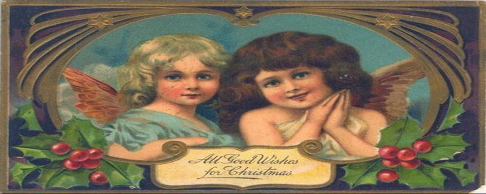 Ευχές Χριστουγέννων και Πρωτοχρονιάς